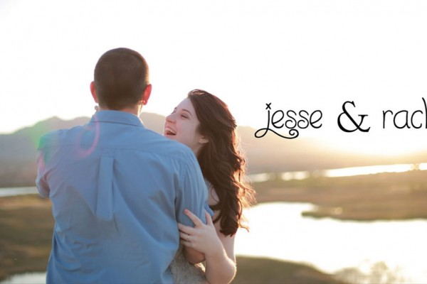 Jesse & Rachel – Lake Havasu Engagement Photo Session